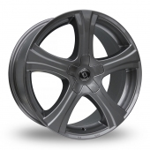 Diewe Barba Anthracite Alloy Wheels