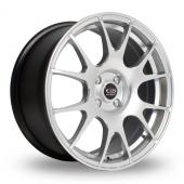 Rota Blitz Hyper Silver Alloy Wheels