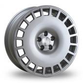 Bola B12 Silver Alloy Wheels