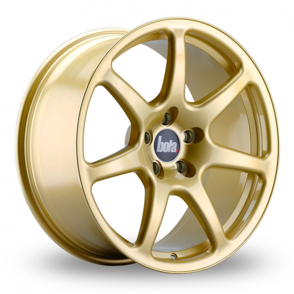 """Picture of 18"""" Bola B7 Gold Wider Rear"""