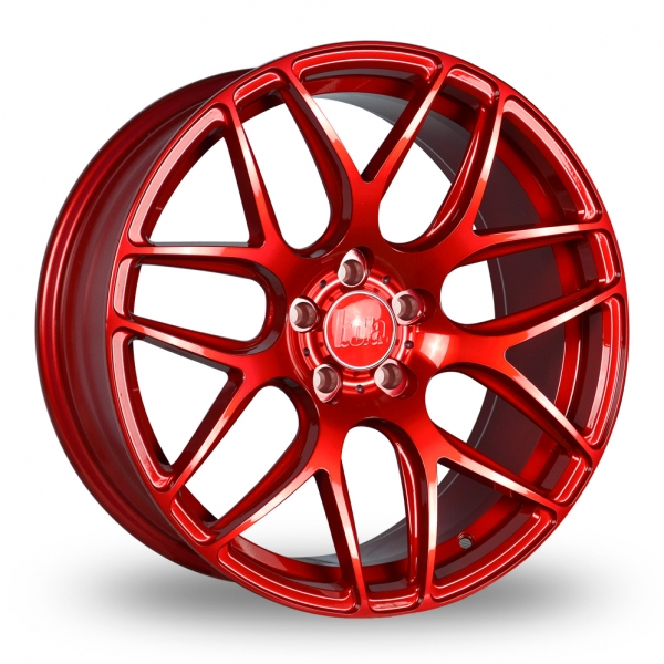 Bola B8R Wider Rear Candy Red