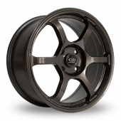 Rota Boost Gun Metal Alloy Wheels