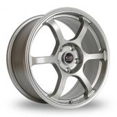 Rota Boost Steel Grey Alloy Wheels