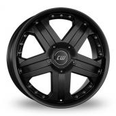 CW by Borbet CWB Black Alloy Wheels