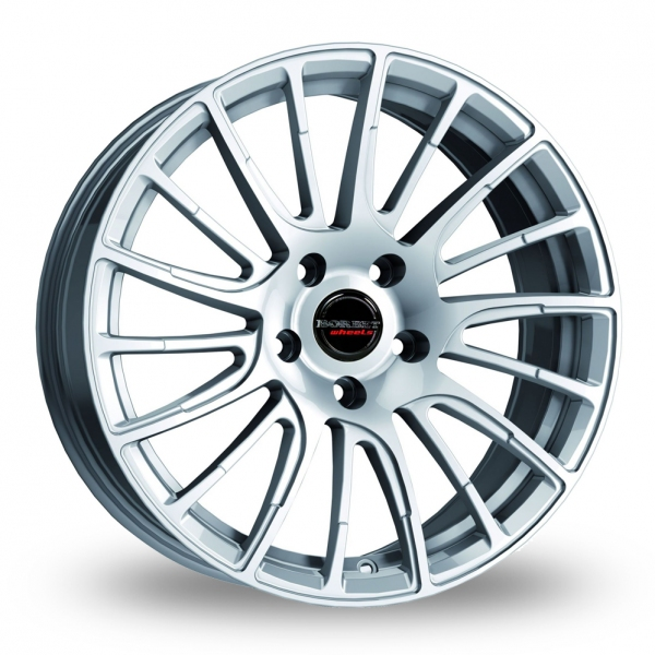 Borbet LS2 Silver