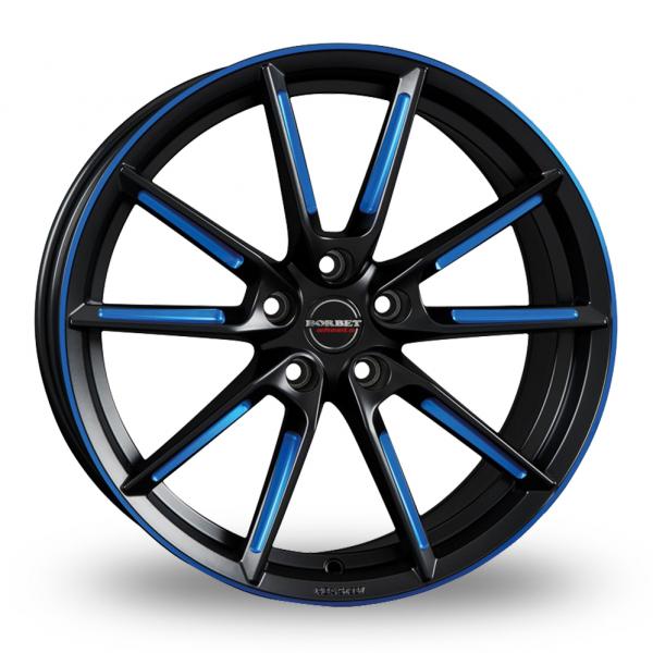 Borbet LX Black Blue