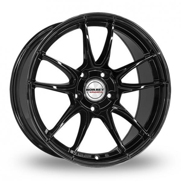 Borbet MC 5x130 Wider Rear Black