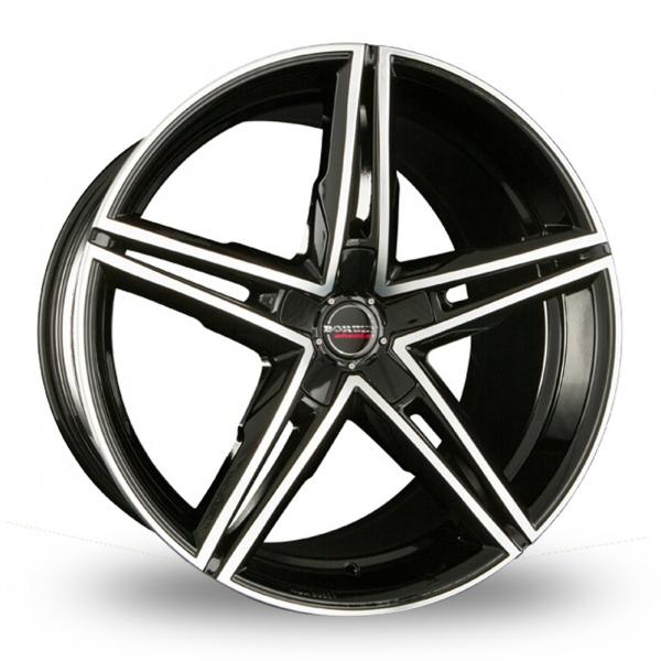 Borbet XRS Black Polished