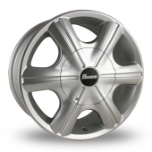 Boss Cargo Silver Alloy Wheels