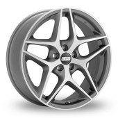 BBS CF Anthracite Polished Alloy Wheels