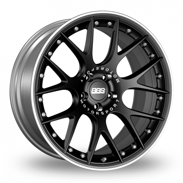 bbs ch r ii black alloy wheels wheelbase. Black Bedroom Furniture Sets. Home Design Ideas