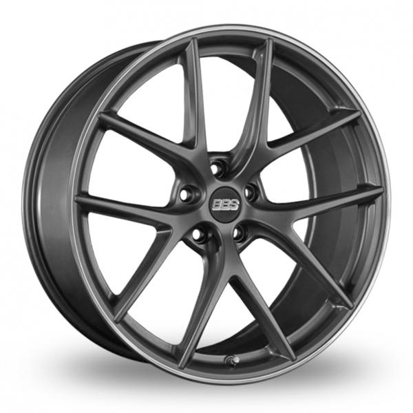 20 Inch BBS CI-R Platinum Alloy Wheels