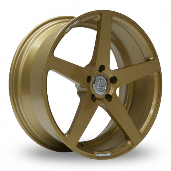 "Picture of 20"" Lenso CQ7 Gold"