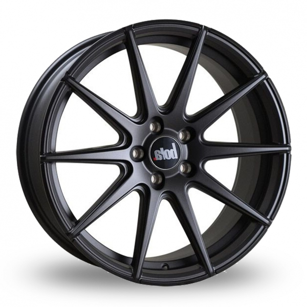 "18"" Bola CSR Matt Gunmetal Alloy Wheels"