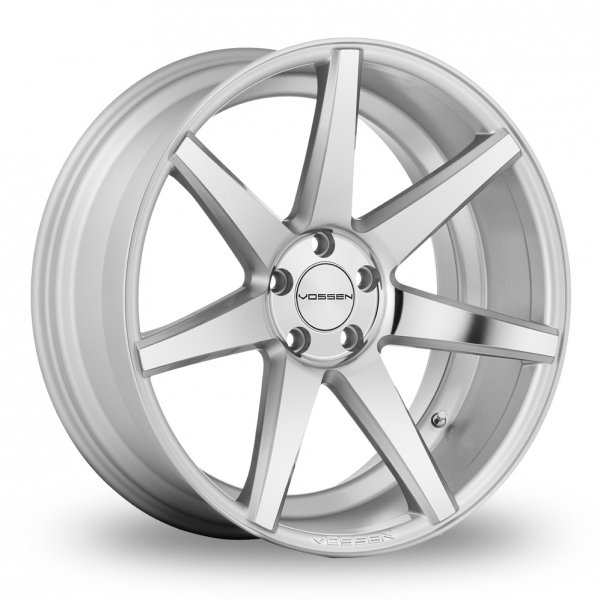 "Picture of 20"" Vossen CV7 (Concave) Silver/Polished"