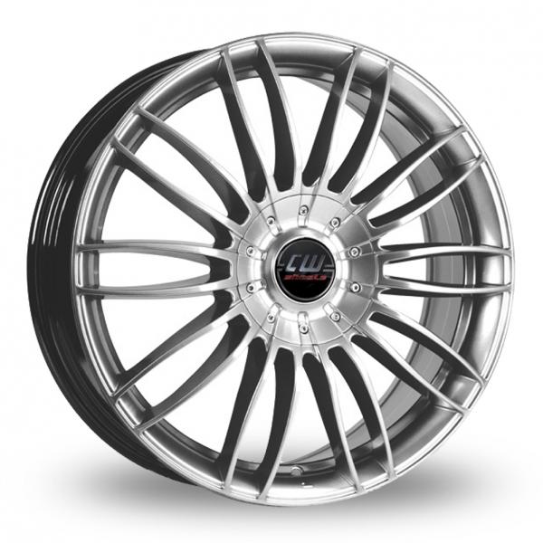 Borbet CW3 Silver