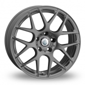 Cades Bern Grey Alloy Wheels