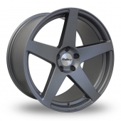 Calibre CC-F Gun Metal Alloy Wheels