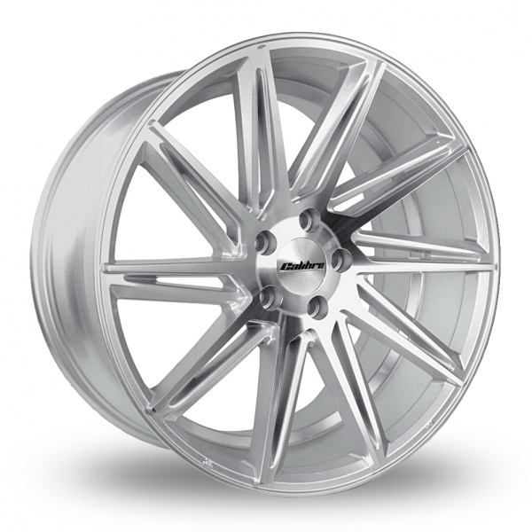 Calibre CC-A Wider Rear Silver Polished