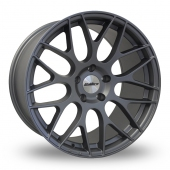 Calibre CC-M Gun Metal Alloy Wheels