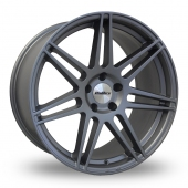 Calibre CC-R Gun Metal Alloy Wheels