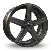 Diewe Cavo Grey Alloy Wheels