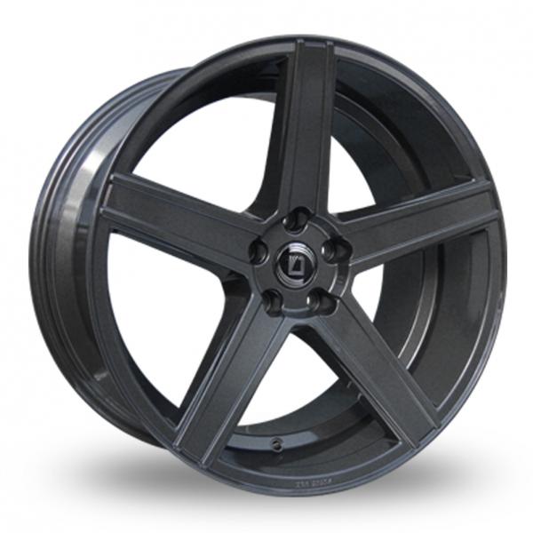 """20"""" Diewe Cavo Platinum Wider Rear Alloy Wheels"""