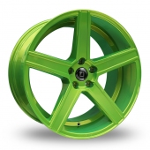 Diewe Cavo Green Alloy Wheels