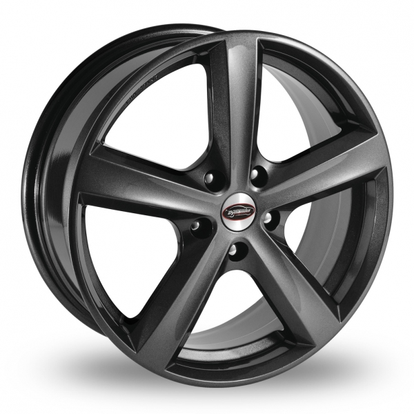"Picture of 17"" Team Dynamics Cyclone Anthracite"