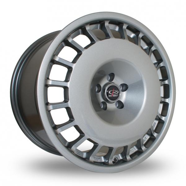 Rota D154 Steel Grey