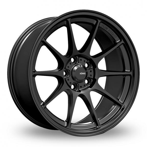 Konig Dekagram Matt Black