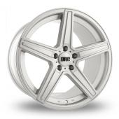 DRC DMA Silver Alloy Wheels