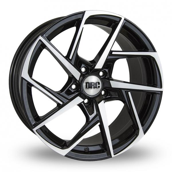 DRC DVX Black Polished