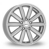 Dezent TM Silver Alloy Wheels