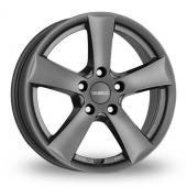Dezent TX Graphite Alloy Wheels