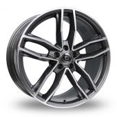 Diewe Alito Platinum Alloy Wheels