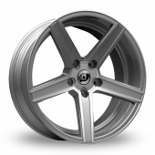 Diewe Cavo Silver Alloy Wheels