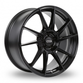 Dotz Kendo Dark Black Alloy Wheels