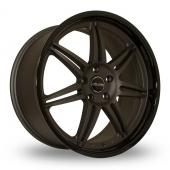 Rota Dyna Wider Rear Gun Metal Alloy Wheels