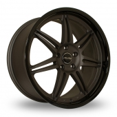 Rota Dyna Gun Metal Alloy Wheels