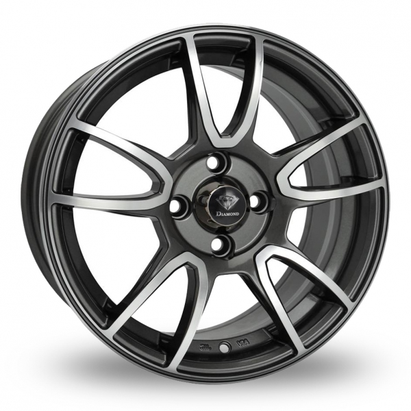 "Picture of 16"" Diamond E105 Anthracite"