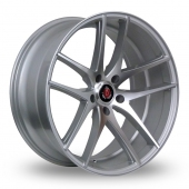 Axe EX19 Silver Polished Alloy Wheels