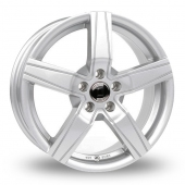 Diewe Ella Silver Alloy Wheels