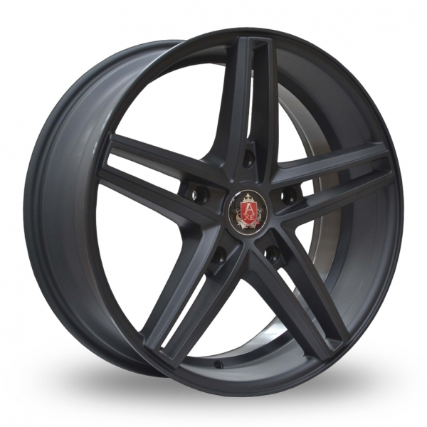 "Picture of 20"" Axe EX14 Transit Satin Black"