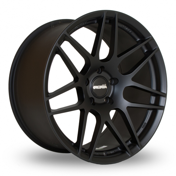Rota FF01 Wider Rear Matt Black