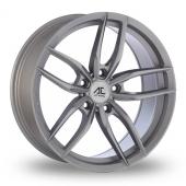 AC Wheels FF029 Silver Alloy Wheels