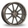 19 Inch Ispiri FFR1 Bronze Alloy Wheels