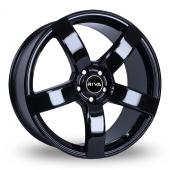 Riva FWD Black Alloy Wheels