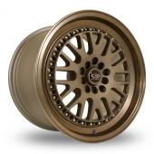Rota Flush Bronze Alloy Wheels