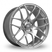 FOX MS007 SILVER Alloy Wheels